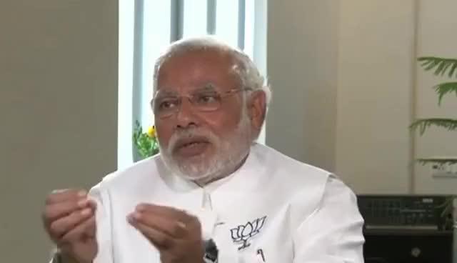 Watch and share Shri Modi On Rashtriya Swayamsevak Sangh And Media GIFs on Gfycat