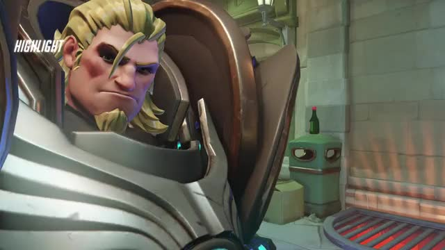 Watch and share Highlight GIFs and Overwatch GIFs by Brandon Kerber on Gfycat