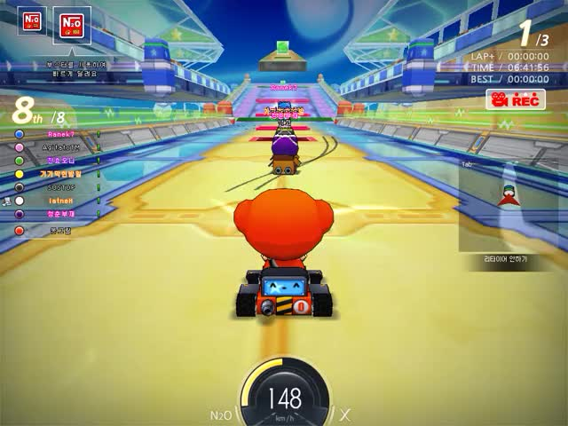 Watch and share Crazyracing Kartrider 2019.08.10 - 00.27.00.06.DVR GIFs by SOSTOP on Gfycat