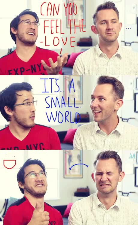 Watch and share Matthiasiam GIFs and Markiplier GIFs on Gfycat