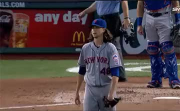 Watch and share Degrom GIFs and Mets GIFs on Gfycat