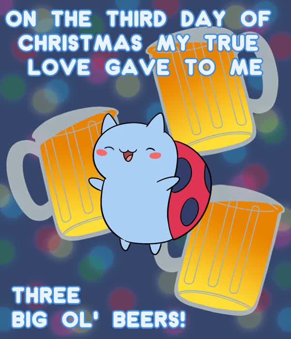 Watch and share Bravest Warriors GIFs and Christmas GIFs by Cartoon Hangover on Gfycat