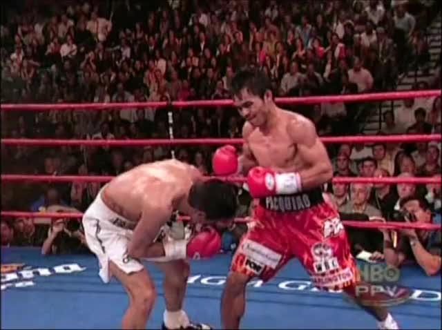 Watch Morales vs Pacquiao 1 Full fight HD GIF on Gfycat. Discover more 1080 HD Boxing, 130 pounds Erik Morales, 130 pounds Manny pacquiao, Manny Pacquiao Loses on points, counter fighting then attacking, counter punching, tall fighter beats smaller fighter GIFs on Gfycat