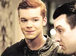 Watch and share Cameron Monaghan GIFs and Debbie Gallagher GIFs on Gfycat