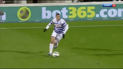 Watch and share Adel Taarabt. QPR - West Ham. 2012 GIFs on Gfycat