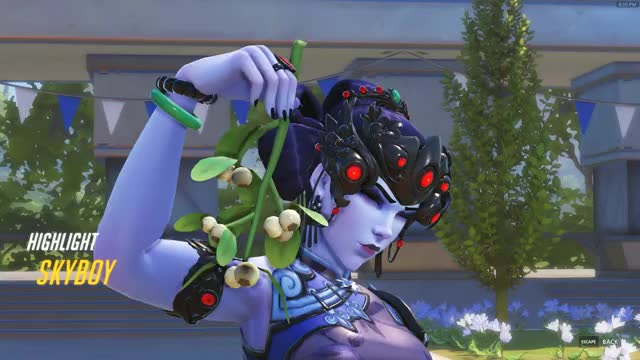 Watch and share Widowmaker GIFs and Highlight GIFs by skyboy on Gfycat