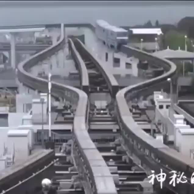 Watch and share Monorail GIFs and Japan GIFs on Gfycat