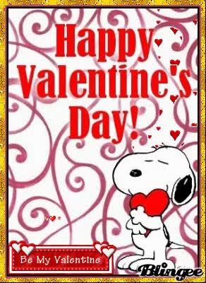 Watch and share Happy Valentine's Day, Be My Valentines GIFs on Gfycat