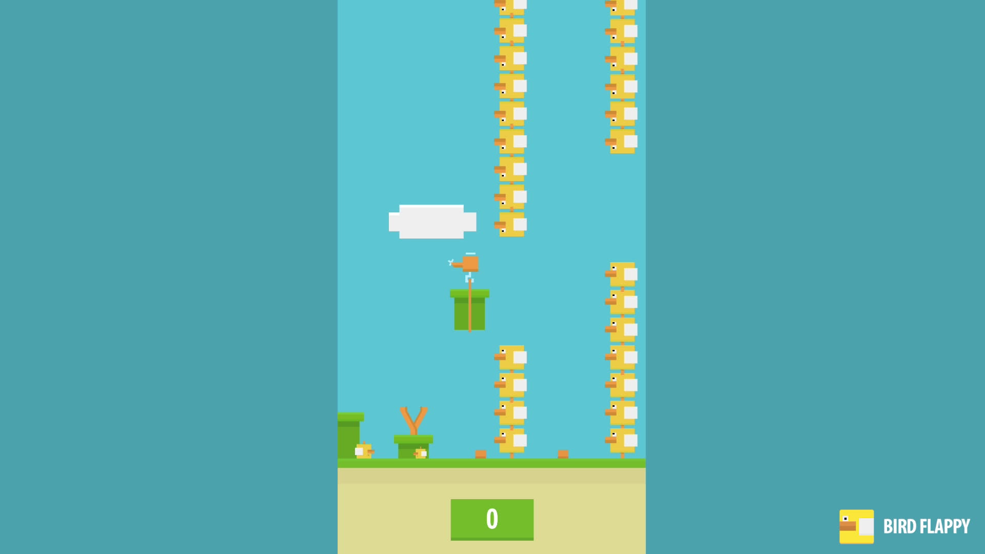 awesome, fun, gaming, Reversed Flappy Bird GIFs