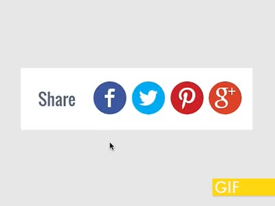Watch and share Social Sharing Options (gif) GIFs on Gfycat