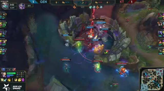 Watch 젠지-KT 3-2 GIF by 백만볼트 (@sgi7374) on Gfycat. Discover more leagueoflegends GIFs on Gfycat