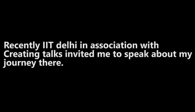 Watch Jay kapoor's speech at IIT delhi :) GIF on Gfycat. Discover more related GIFs on Gfycat