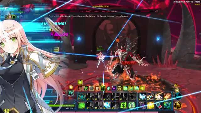 Watch CLOSERS - Mephisto mark mechanic GIF by @kazumika on Gfycat. Discover more Gaming, Rinkuki Takato GIFs on Gfycat