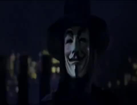 Watch V For Vendetta - 1812 Overture - 1st Explosion GIF on Gfycat. Discover more related GIFs on Gfycat