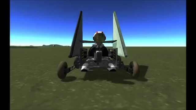Watch and share I Made A Flying Car, I Call It Pegasus On Wheels (reddit) GIFs on Gfycat