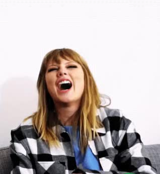 Watch this funny GIF by The GIF Smith (@sannahparker) on Gfycat. Discover more behind the scenes, end game, funny, haha, hilarious, laughing, lol, taylor swift GIFs on Gfycat