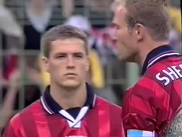 Watch and share Owen - England Vs Colombia GIFs on Gfycat