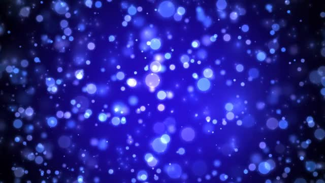 Watch and share 8K Classic Moving Background - Blue Relaxing Bokeh Stars GIFs on Gfycat