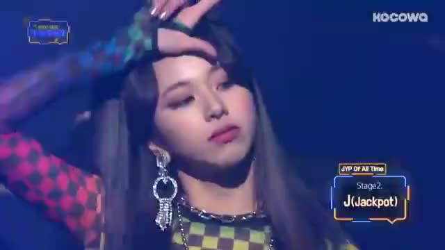 Watch JYP Nation - Special Stage + Don't Leave Me [2018 KBS Song Festival] GIF on Gfycat. Discover more celebs, chaeyoung, inkigayo, kpop, twice GIFs on Gfycat