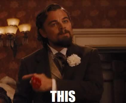 Watch and share Leonardo Dicaprio GIFs and Makeitrain GIFs by Reactions on Gfycat