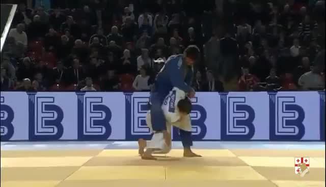 Watch margiani - judo GIF on Gfycat. Discover more ippon GIFs on Gfycat