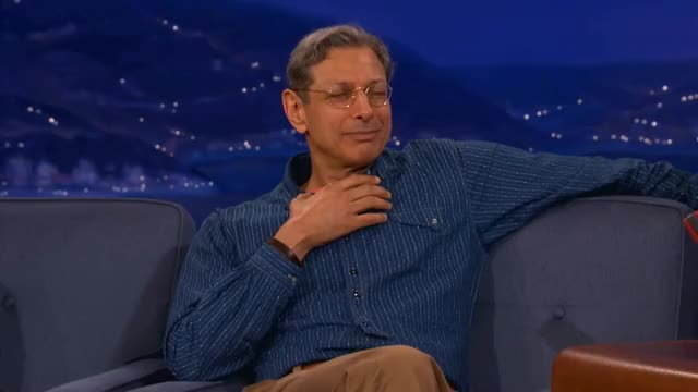 Watch this jeff goldblum GIF on Gfycat. Discover more conan, jeff goldblum GIFs on Gfycat
