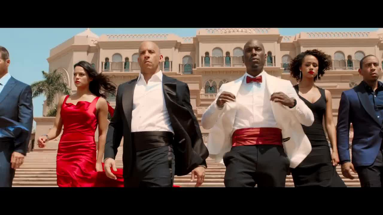 FAST, drifting, fast, fight, furious7, london, ludacris, trailer, tyrese, vin diesel, Furious 7 - Official Trailer (HD) GIFs