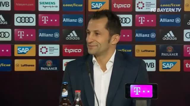 Watch and share ReLive 🔴 | FC Bayern-Pressetalk Mit Hasan Salihamidžić GIFs on Gfycat