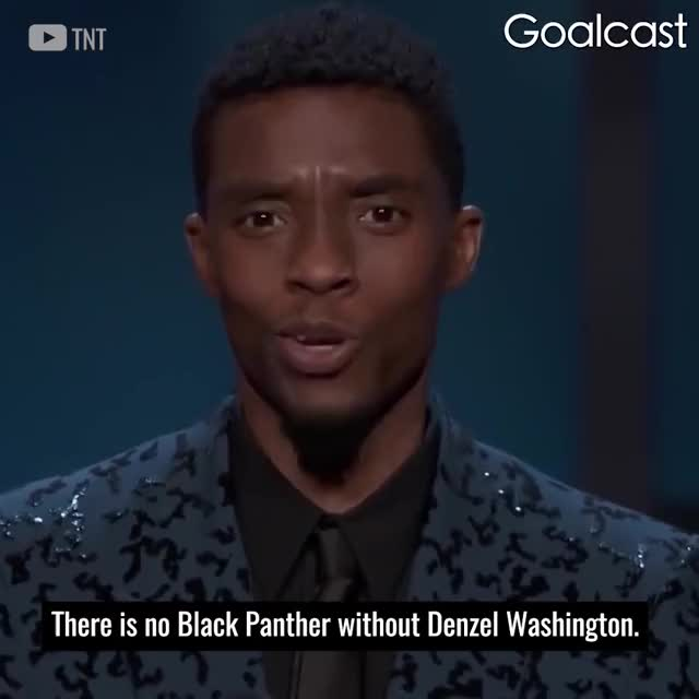 Watch and share Denzel Washington GIFs and Chadwick Boseman GIFs on Gfycat