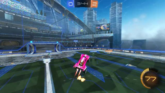 Watch and share Rocket League 2019.07.08 - 13.40.04.04 GIFs by Mr Tiddles on Gfycat