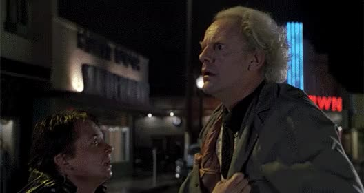Watch and share Great Scott Back To The Future GIFs on Gfycat