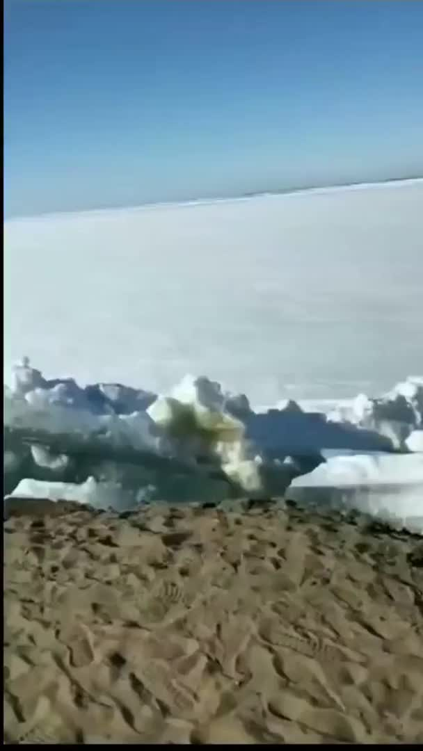 Watch and share Ice Tsunami GIFs by GifReversingBot/vredditshare on Gfycat