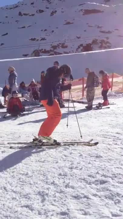 Watch and share Skiing GIFs and Fail GIFs on Gfycat