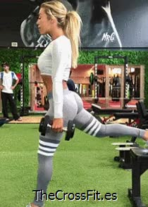 Watch and share Squats GIFs on Gfycat