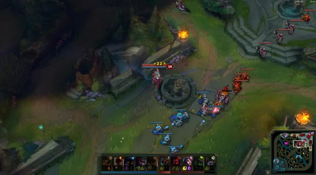 Watch and share League Of Legends GIFs and Leblanc GIFs by vicyush on Gfycat