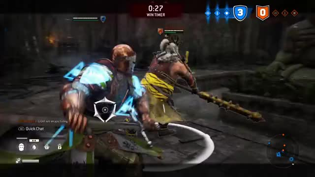 Watch and share Playstation 4 GIFs and For Honor GIFs on Gfycat