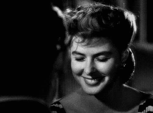 Watch Ingrid Bergman in Notorious (Alfred Hitchcock, 1946) GIF on Gfycat. Discover more 1940s, alfred hitchcock, classic film, classic hollywood, golden age hollywood, ingrid bergman, notorious, old hollywood, vintage, vintage hollywood GIFs on Gfycat