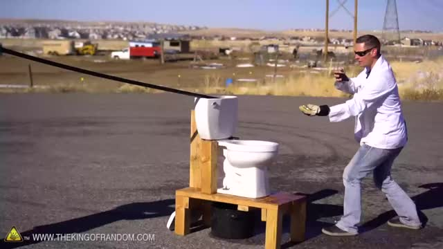 Watch and share Don't Flush Sodium Down The Toilet GIF - Create, Discover And Share On Gfycat GIFs on Gfycat