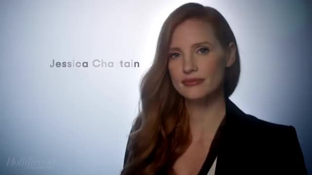 Watch this trending GIF on Gfycat. Discover more 2018, Equality, Game, Hollywood, Molly, Oscar, actress, celebrities, celebrity, chastain, feminism, film, harassment, interview, jessica, movie, roudntable, thr, weinstein, women GIFs on Gfycat