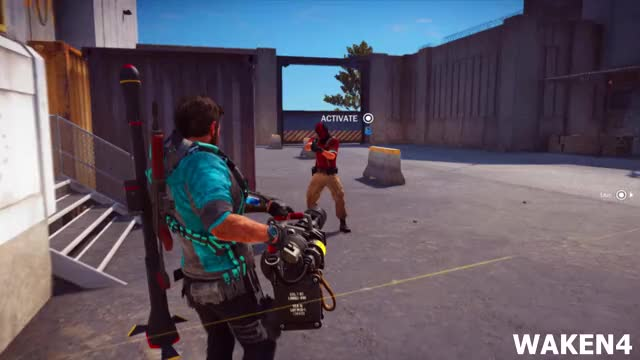 Watch Just Cause 3 Unlucky Respawn GIF by @waken4 on Gfycat. Discover more evolvestunting, waken4 GIFs on Gfycat