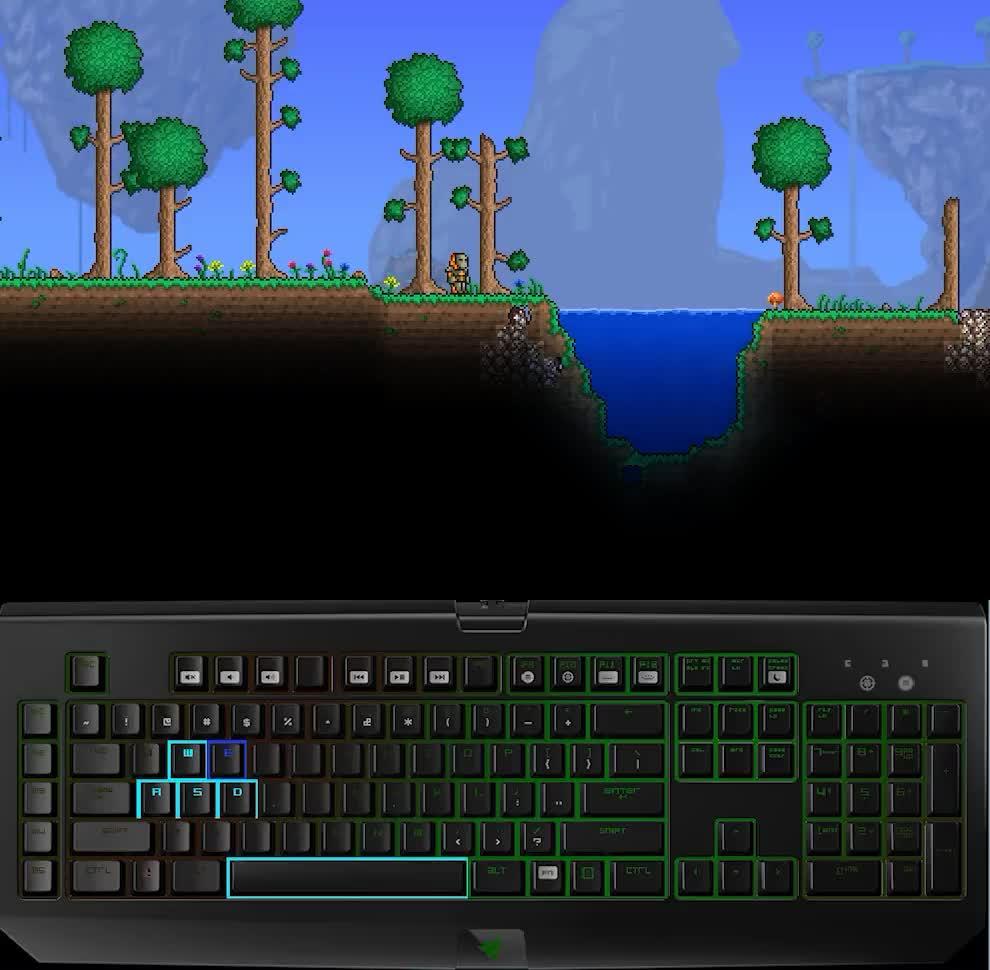 Terraria RGB GIFs