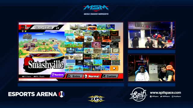 MSM 114 - BSD | Elegant (Luigi) Vs. PG | ESAM (Pikachu) Grand Finals