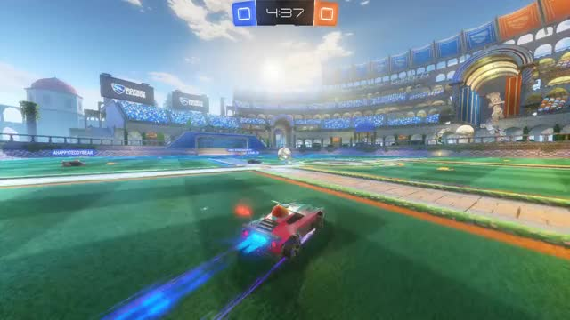 Watch Accidental aerial goal while trying to center the ball (reddit) GIF by @zod- on Gfycat. Discover more Rocket League, rocketleague GIFs on Gfycat