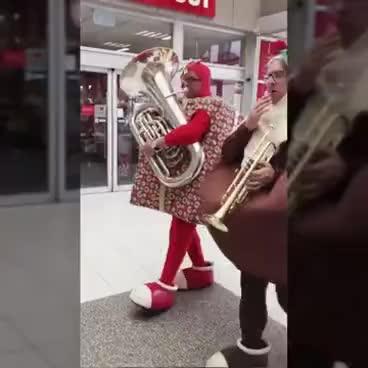 Santa & His Samoyeds 2016 GIFs