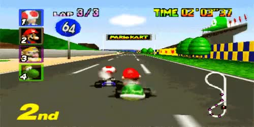 Watch and share Mario Kart Wallpapers GIFs on Gfycat