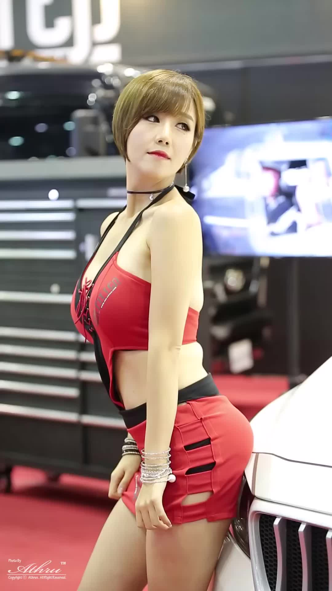 2016 Automotive Week - 한혜은 Han Hye Eun