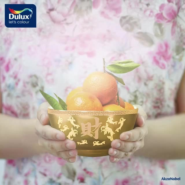 Dulux Consumer Chap Goh Mei 2