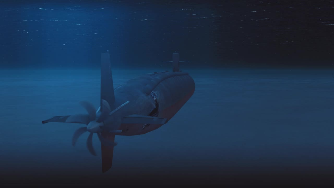 Cold Waters, Submarine, calm, sailing, underwater, sailing GIFs