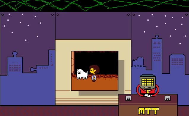 Watch and share Undertale: A Game Full Of Soul(s) | Erich Schuler GIFs on Gfycat
