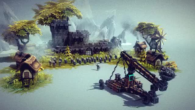 Watch and share EXPLODY CATAPULT -- BESIEGE GIFs on Gfycat